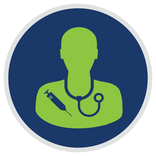 Doctor Anesthesiologist Icon